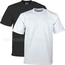 Mens T-Shirts ProTeam Heavy Weight Plain crewneck short slee