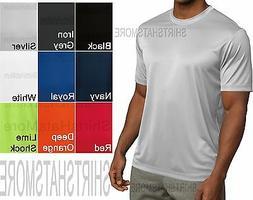 Mens TALL T-Shirts Moisture Wick DriFit Performance LT, XLT