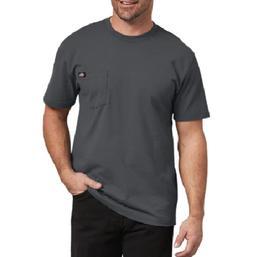 T-Shirt Pack 3x Tee Men Black V-Neck T-Shirt Dickies