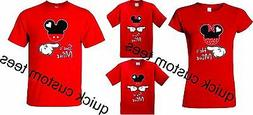 mickey and minnie t shirts soul mate