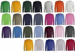 NEW Fruit Of The Loom T-Shirt Tee 5.6 oz Heavy Cotton Men's