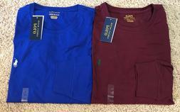 NEW Men Polo Ralph Lauren LONG SLEEVE Crew Neck T Shirt STAN