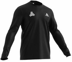 New adidas Men's Soccer Tango Graphic Cotton Long Sleeve Jer