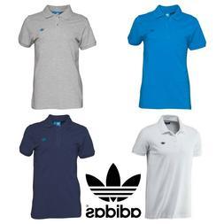 New Mens Adidas Originals Pique Polo Shirt T-Shirt Top Tee T