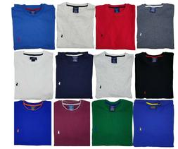 New - Polo Ralph Lauren Mens Waffle Knit Thermal Long Sleeve