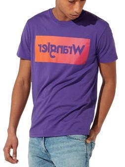 Wrangler New Retro Brand Logo T-shirt Crew Neck Print Cotton