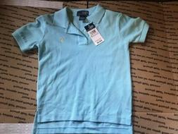 New POLO RALPH LAUREN Size 4T Shirt For Boys Kids