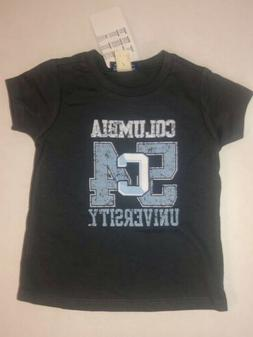 New With Tags~Infant Columbia University T-Shirt~Size 6 Mont