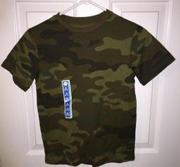 NWT Circo Boys Size M  Camouflage T-Shirt Short Sleeve Top