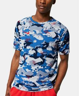 NWT NIKE MEN'S DRI-FIT Big & Tall CAMOUFLAGE Athletic T-Shir