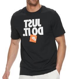 NWT NIKE Men's Standard Fit Big & Tall JDI Athletic T-Shirt