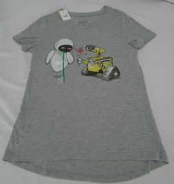 pixar wall e love t shirt juniors
