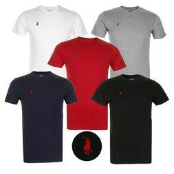 Polo Ralph Lauren Men's Short Sleeve Crew Neck Embroidered L