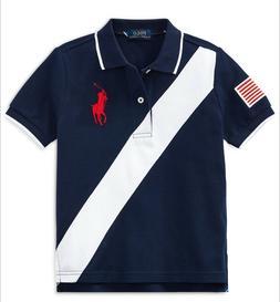 Ralph Lauren Polo T-Shirt for Big Boys.