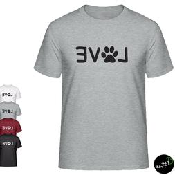Puppy Dogs pet LOVE Tee for animals lover young teen girls T
