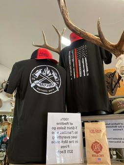Red Line Bow Rack T-Shirts
