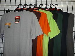 Wrangler Riggs Workwear Pocket Short Sleeve T-Shirt, Wrangle