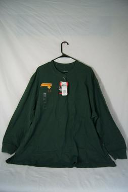 Wrangler Riggs Workwear Room2Move Comfort Green Long Sleeve