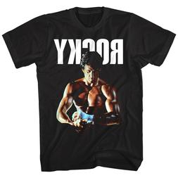 Rocky Balboa Boxing Fist Wraps Men's T Shirt World Champion