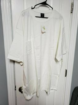 Roundtree & Yorke Men's Soft Crew Neck SS T Shirt 4XL 3XLT 4