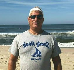 😎Sandy Hook New Jersey Gray T-Shirt- Sizes Limited / 👀