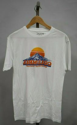 COLUMBIA SPORTSWEAR Men's White Graphic T-Shirt