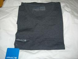 Columbia Sportswear Tri-blend T Shirt Men's Navy