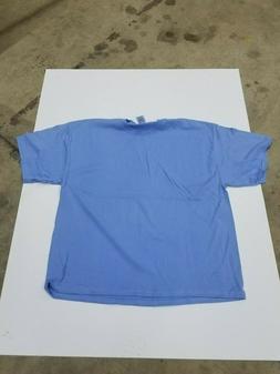 Steel Blue Fruit of the Loom Tee Shirt XXXXL - 12 Pack