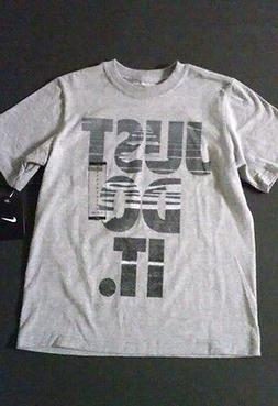 NIKE T-SHIRT FOR BOYS SIZE M STYLE # 717023