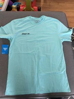 columbia t shirt large