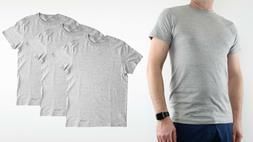 Calvin Klein T-Shirt, Mens 3-Pack Cotton Crew Neck Classic F
