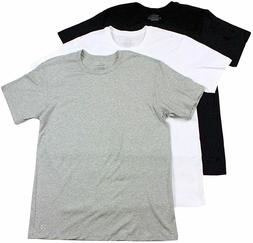 Calvin Klein T-Shirt Mens 3-Pack Crew Neck Classic Fit Under