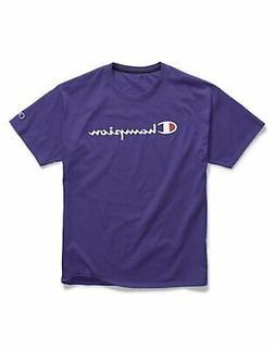 t shirt tee men s script logo