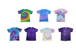 Pick a Purple Tie Dye T-Shirts Adult  S M L XL 2XL 3XL 4XL 5