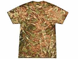 Tie Dye T-Shirts Camo  Adult S M L XL 2XL 3XL 4XL 5XL Cotton