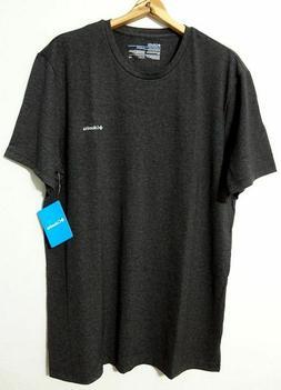 Columbia Tri-Blend S/S T-Shirt Men's XL Black Lightweight St