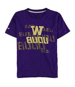 Nike Boys UDUB Graphic T-Shirt