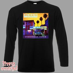 Ugly Kid Joe Band Motel California Men's Long Sleeve Black T