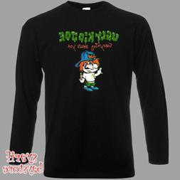 Ugly Kid Joe Rock Band Men's Long Sleeve Black T-Shirt Size