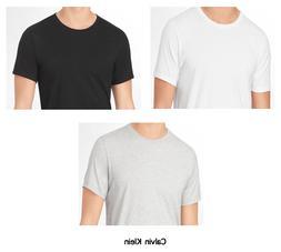 Calvin Klein Underwear Mens 3 Crew Neck T-Shirts Cotton Clas