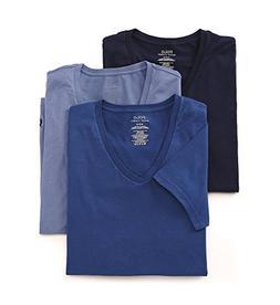 Men's Polo Ralph Lauren 3-Pack V-Neck T-Shirts, Size Medium