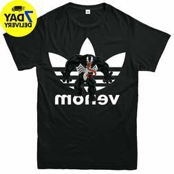 Venom T-Shirt Adida Tom Marvel Spider Man Venom Gift for Men