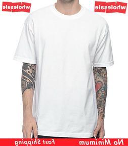 Wholesale Plain white T shirts For Men Bulk Blank Tee Wholes