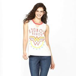 Women's DC Comics Graphic Wonder Woman Sleep Thin Soft T-Shi