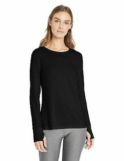 Amazon Essentials Women's Studio Long-Sleeve T-Shirt Medium