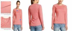 BALEAF Women's UPF 50+ Sun Protection T-Shirt Long/Short X-L