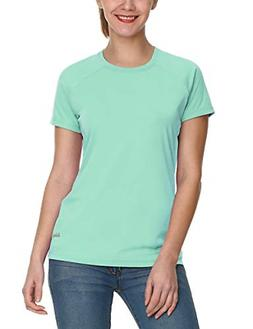 Baleaf Women's UPF 50+ UV Sun Protection T-Shirt Outdoor Per