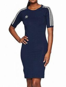womens dress navy blue size xs three