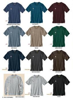 Carhartt Workwear Pocket Short Sleeve T-Shirt K87 Heavyweigh